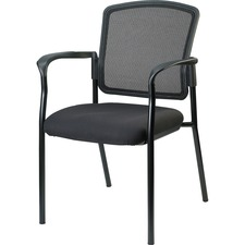LLR 23100 Lorell Mesh Back Guest Chair LLR23100
