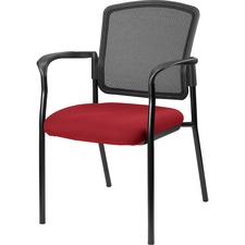 LLR2310002 - Lorell Breathable Mesh Guest Chairs