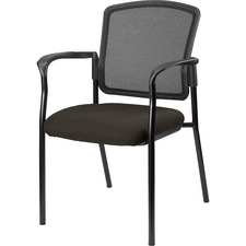 LLR2310004 - Lorell Breathable Mesh Guest Chairs
