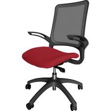 LLR2355002 - Lorell Vortex Self-Adjusting Weight-Activated Task Chair