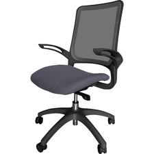 LLR2355005 - Lorell Vortex Self-Adjusting Weight-Activated Task Chair
