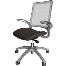 LLR2355104 - Lorell Vortex Self-Adjusting Weight-Activated Task Chair