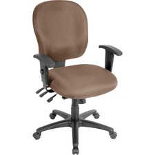 LLR3310003 - Lorell Adjustable Waterfall Design Task Chair