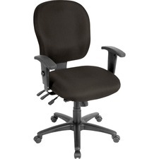 LLR3310004 - Lorell Adjustable Waterfall Design Task Chair