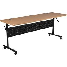 LLR60657 - Lorell Flipper Training Table