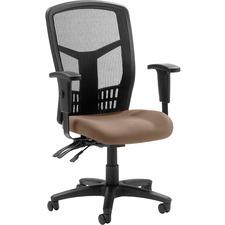 LLR8620003 - Lorell Executive High-back Mesh Chair
