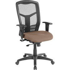 LLR8620503 - Lorell Executive High-back Swivel Chair