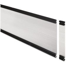 LLR87624 - Lorell Desktop Panel System Glazed Panel