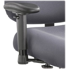 SAF 3591BL Safco Optimus Big and Tall Chair Arm Kit SAF3591BL