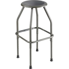 SAF 6666 Safco Diesel Adjustable Height Steel Stool SAF6666