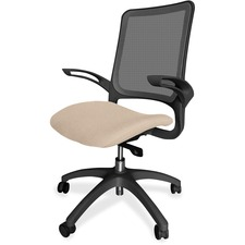 LLR2355089 - Lorell Executive, Mesh Back/Black Frame Chair