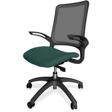 LLR2355042 - Lorell Executive, Mesh Back/Black Frame Chair