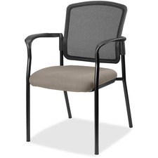 LLR2310051 - Lorell Guest, Meshback/Black Frame Chair