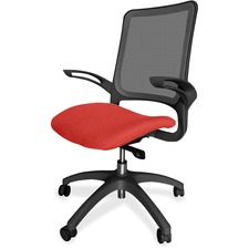LLR2355057 - Lorell Executive, Mesh Back/Black Frame Chair