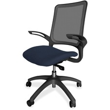 LLR2355043 - Lorell Executive, Mesh Back/Black Frame Chair