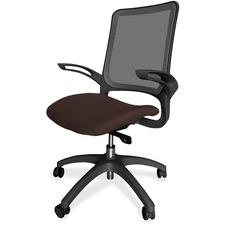 LLR2355055 - Lorell Executive, Mesh Back/Black Frame Chair