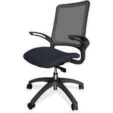 LLR2355066 - Lorell Executive, Mesh Back/Black Frame Chair
