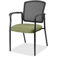 LLR2310048 - Lorell Guest, Meshback/Black Frame Chair