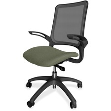 LLR2355085 - Lorell Executive, Mesh Back/Black Frame Chair