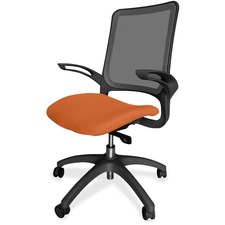 LLR2355056 - Lorell Executive, Mesh Back/Black Frame Chair