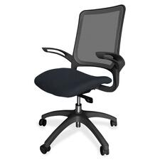LLR2355097 - Lorell Executive, Mesh Back/Black Frame Chair