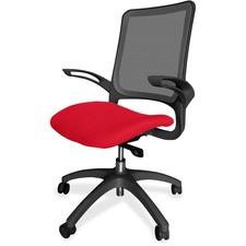 LLR2355091 - Lorell Executive, Mesh Back/Black Frame Chair