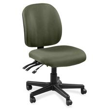 LLR5310085 - Lorell Mid-back Task Chair without Arms