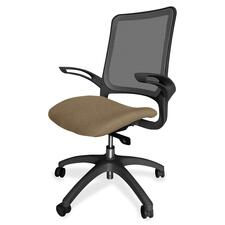LLR2355093 - Lorell Executive, Mesh Back/Black Frame Chair