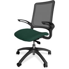 LLR2355050 - Lorell Executive, Mesh Back/Black Frame Chair