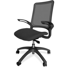 LLR2355035 - Lorell Executive, Mesh Back/Black Frame Chair