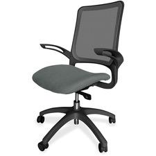 LLR2355032 - Lorell Executive, Mesh Back/Black Frame Chair
