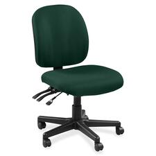 LLR5310050 - Lorell Mid-back Task Chair without Arms