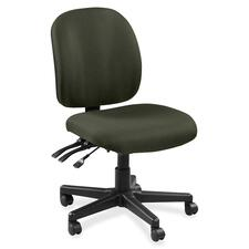 LLR5310067 - Lorell Mid-back Task Chair without Arms