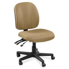 LLR5310062 - Lorell Mid-back Task Chair without Arms