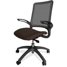 LLR2355041 - Lorell Executive, Mesh Back/Black Frame Chair