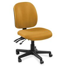 LLR5310053 - Lorell Mid-back Task Chair without Arms