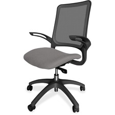 LLR2355060 - Lorell Executive, Mesh Back/Black Frame Chair