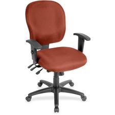 LLR3310039 - Lorell Multifunction Task, Black Frame Chair