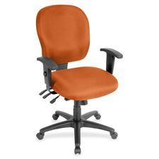 LLR3310056 - Lorell Multifunction Task, Black Frame Chair