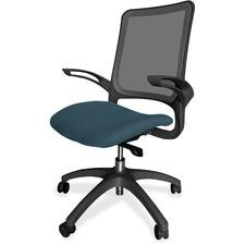 LLR2355059 - Lorell Executive, Mesh Back/Black Frame Chair