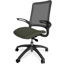 LLR2355067 - Lorell Executive, Mesh Back/Black Frame Chair