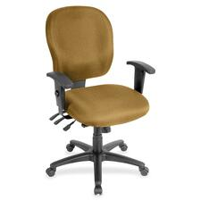 LLR3310029 - Lorell Multifunction Task, Black Frame Chair