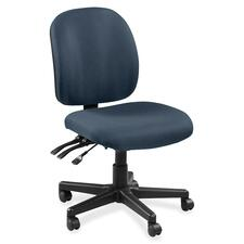 LLR5310084 - Lorell Mid-back Task Chair without Arms