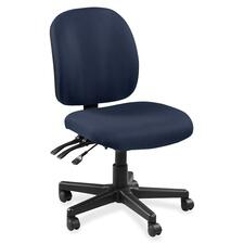 LLR5310052 - Lorell Mid-back Task Chair without Arms