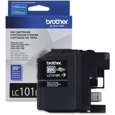 Brother Ink Cartridge Black - Inkjet - Standard Yield - 300 Pages - 1 Each