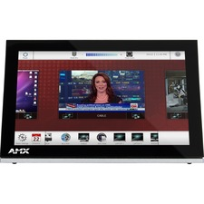 """AMX 10.1"""" Modero S Series Tabletop Touch Panel"""