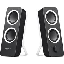 LOG 980000800 Logitech Z200 Multimedia Speakes LOG980000800