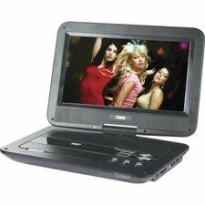 "Naxa NPD-1003 Portable DVD Player - 10"" Display - Black"