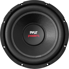Pyle Power PLPW10D Woofer - 500 W RMS - 1000 W PMPO - 1 Pack