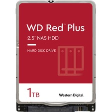 "WD Red WD10JFCX 1 TB 2.5"" Internal Hard Drive"